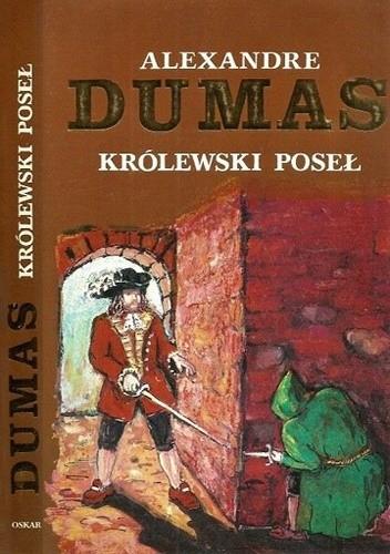 Okładka książki Królewski poseł