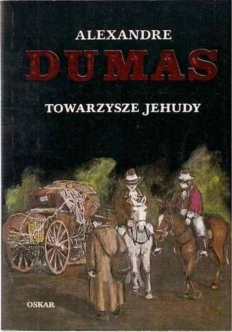 Okładka książki Towarzysze Jehudy