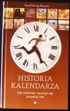 Okładka książki Historia kalendarza. Jak człowiek nauczył się określać rok
