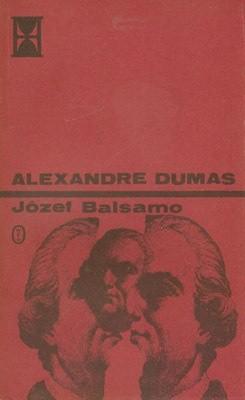 Okładka książki Józef  Balsamo  - 4 tomy