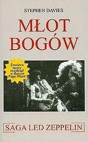 Okładka książki Młot Bogów - Saga Led Zeppelin