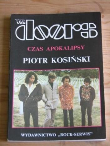 Okładka książki The Doors: Czas Apokalipsy