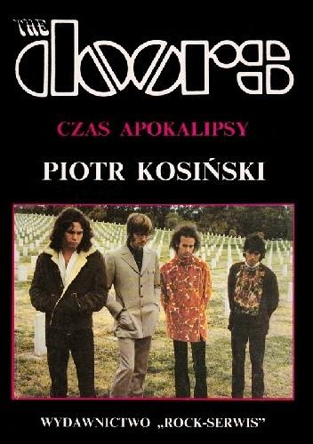 Okładka książki The Doors. Czas Apokalipsy