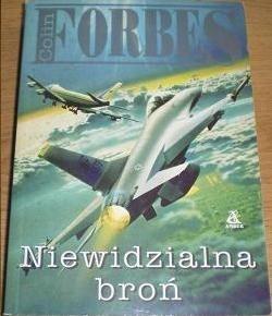 Okładka książki Niewidzialna broń