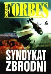 Okładka książki Syndykat zbrodni
