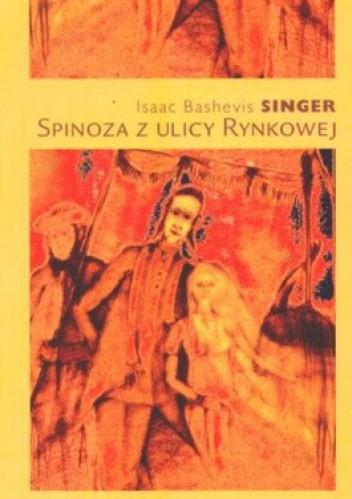 Okładka książki Spinoza z ulicy Rynkowej