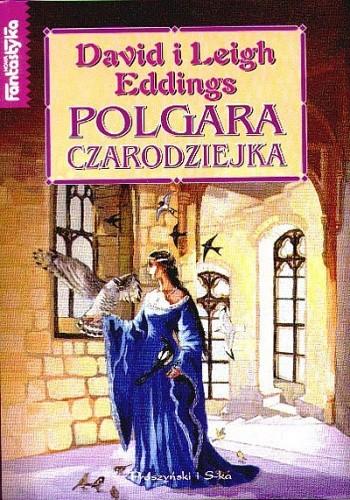 Okładka książki Polgara Czarodziejka