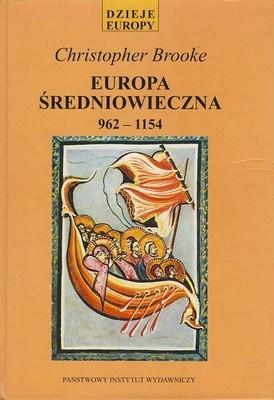 Okładka książki Europa średniowieczna 962-1154