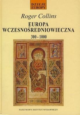 Okładka książki Europa wczesnośredniowieczna 300-1000