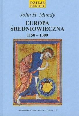 Okładka książki Europa średniowieczna 1150-1309