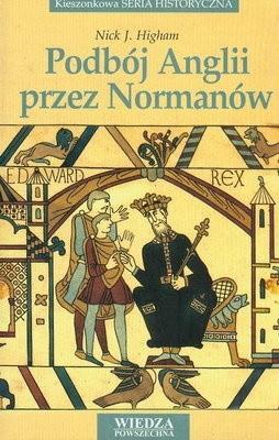Okładka książki Podbój Anglii przez Normanów