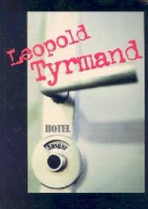 Okładka książki Hotel Ansgar