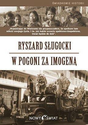 Okładka książki W pogoni za Imogeną