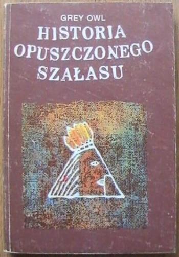 Okładka książki Historia opuszczonego szałasu