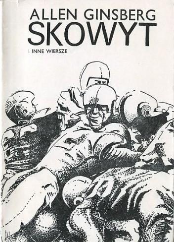 Okładka książki Skowyt i inne wiersze