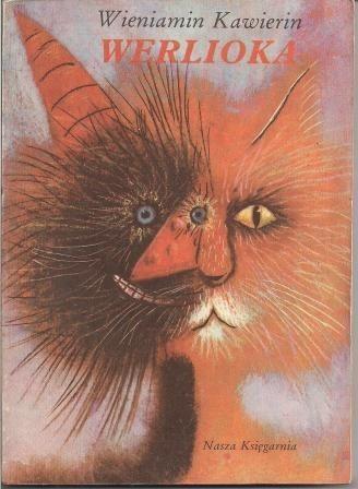 Okładka książki Werlioka