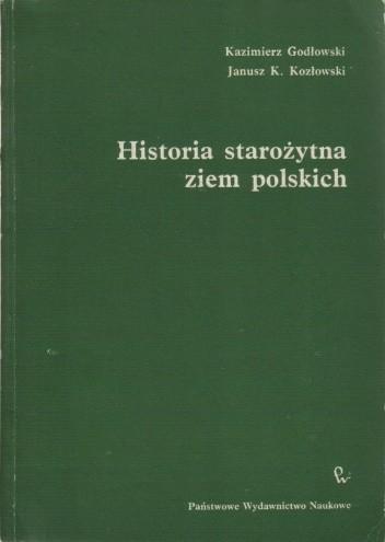 Okładka książki Historia starożytna ziem polskich