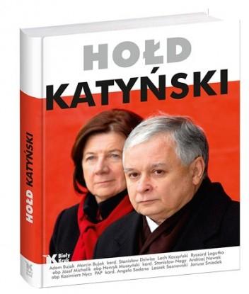 Okładka książki Hołd Katyński