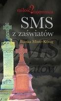 Okładka książki SMS z Zaświatów