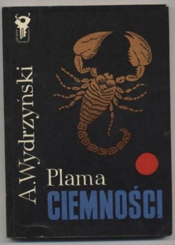 Okładka książki Plama ciemności