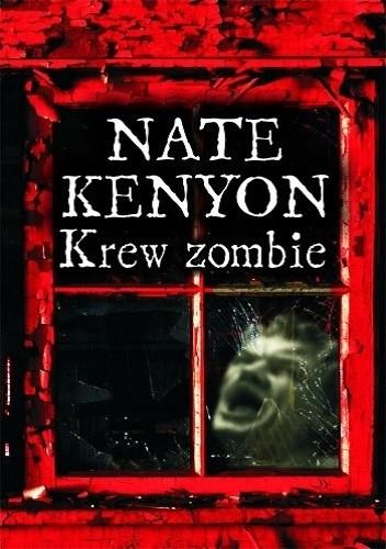 Okładka książki Krew Zombie