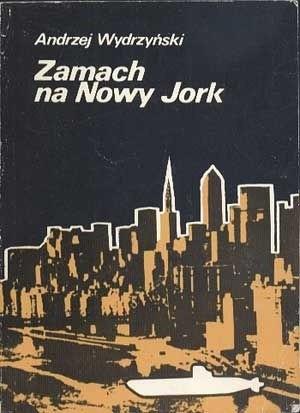 Okładka książki Zamach na Nowy Jork