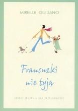 Okładka książki Francuzki nie tyją
