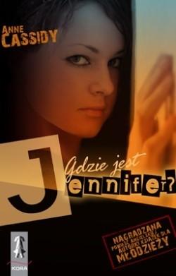 Okładka książki Gdzie jest Jennifer?