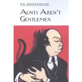 Okładka książki Aunts Aren't Gentlemen