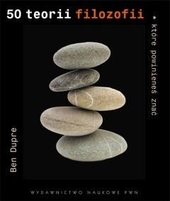 Okładka książki 50 teorii filozofii, które powinieneś znać