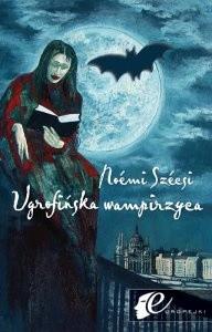 Okładka książki Ugrofińska wampirzyca