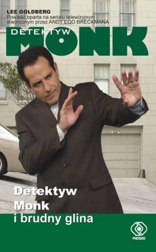 Okładka książki Detektyw Monk i brudny glina
