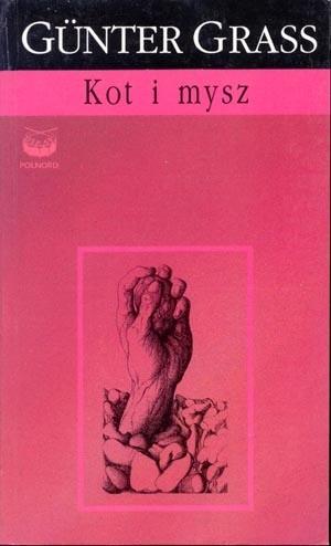 Okładka książki Kot i mysz