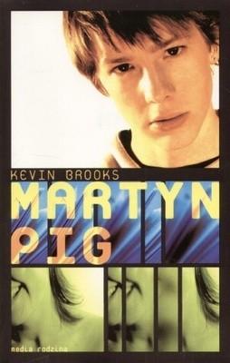 Okładka książki Martyn Pig