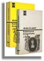 Okładka książki Katarzyna Aragońska t.1 i 2