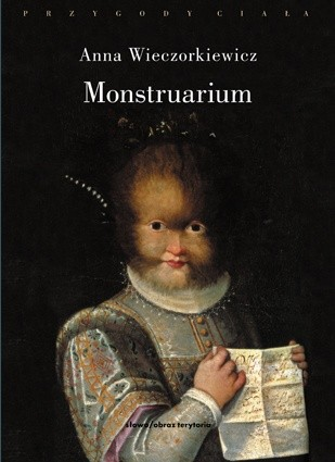 Okładka książki Monstruarium