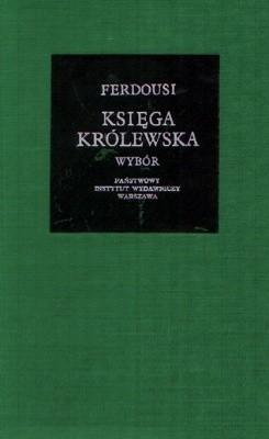 Okładka książki Księga królewska (wybór)
