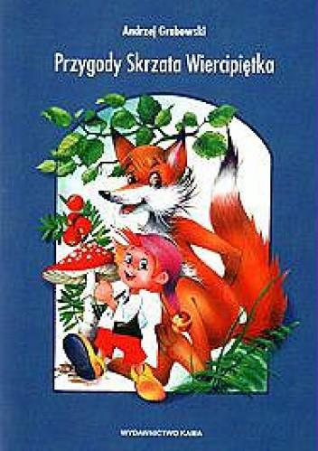 Okładka książki Przygody Skrzata Wiercipiętka