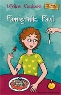 Okładka książki Pamiętnik Pauli
