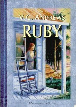 Okładka książki Ruby