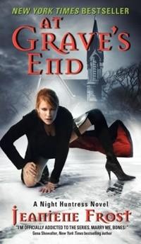Okładka książki At Grave's End