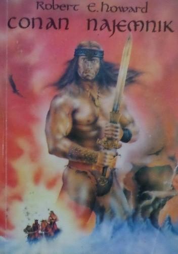 Okładka książki Conan Najemnik