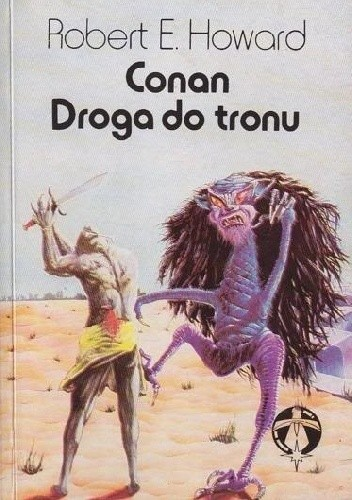 Okładka książki Conan: Droga do tronu