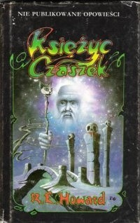 Okładka książki Księżyc czaszek