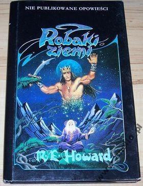 Okładka książki Robaki ziemi