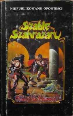 Okładka książki Szable Szahrazaru