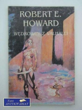 Okładka książki Wędrowcy z Valhalli