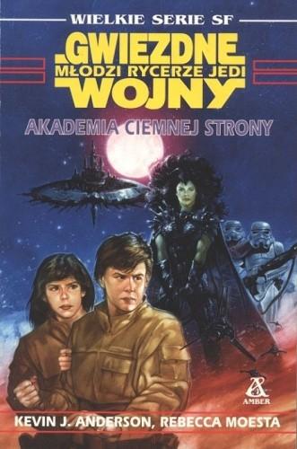 Okładka książki Akademia Ciemnej Strony