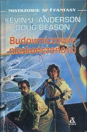 Okładka książki Budowniczowie nieskończoności
