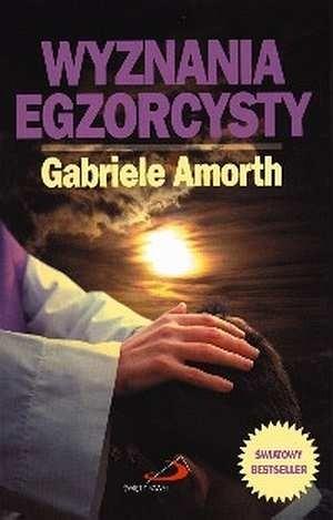 Okładka książki Wyznania egzorcysty
